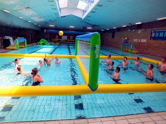 Aqua Games Picture Of Copeland Pool Fitness Centre Whitehaven Tripadvisor