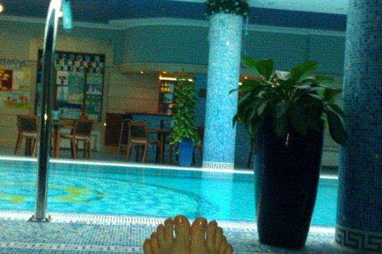 Premier Palace Hotel: Relax