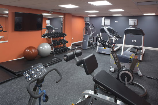 Hotel Shediac : Fitness Room
