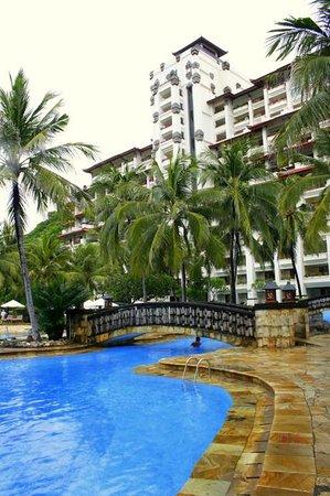 Grand Nikko Bali: The beautiful Pool