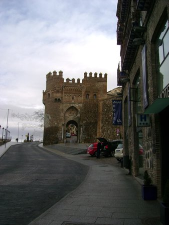 Hotel Maria Cristina: subiendo a Zocodober