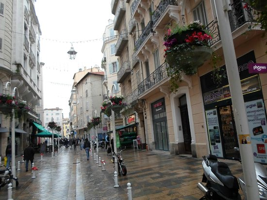 Old Town : Old city Toulon