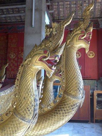Vat Xienthong (Wat Xieng Thong): views