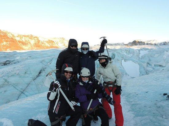 Discover Iceland: Glacier Walk
