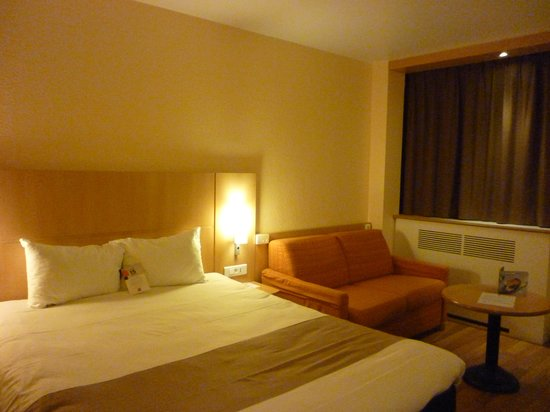 Ibis Montpellier Centre Comedie: I like this room!