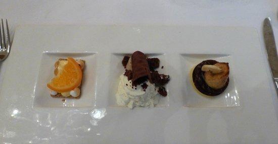 La Diligence : dessert