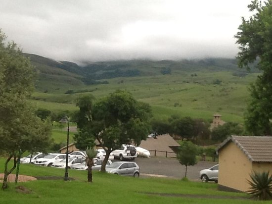 Alpine Heath Resort: View from the chalet