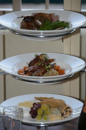 Ramada Resort Shoal Bay: Food Presentation was Fantastic