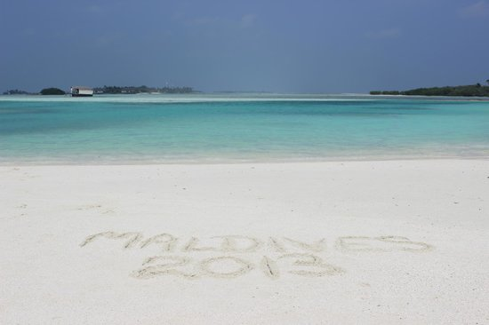 Cinnamon Dhonveli Maldives: This one just had to be done.