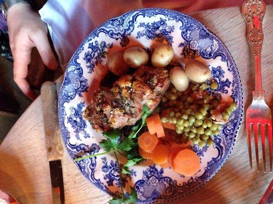 Maggie Jones's : Maggie Jones Lunch