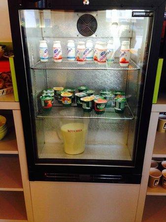 Ibis Styles London Croydon : yaourts