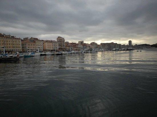 Alter Hafen (Vieux Port): Il porto vecchio