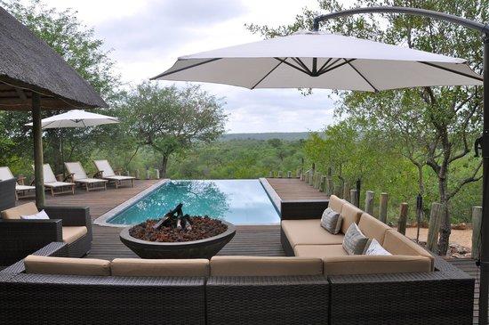 Casart Game Lodge : piscine