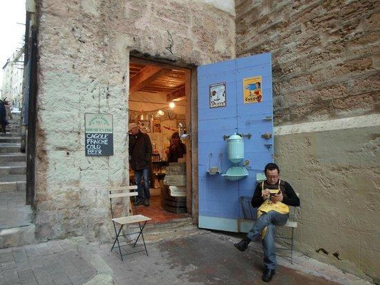 Puerto Viejo: Una bottega di sapone vicino al porto