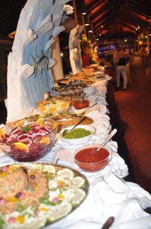 Royal Island Resort & Spa: cena di gala capodanno