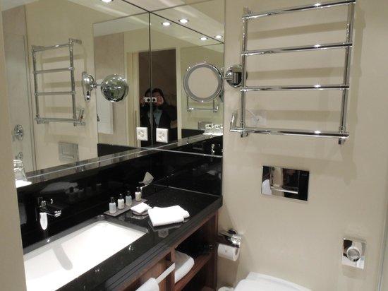 Renaissance Lucerne Hotel: Clean & Modern Toilet