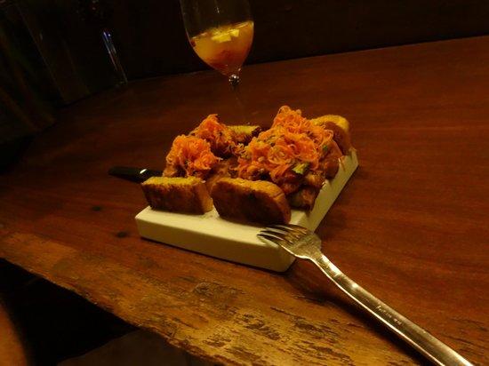 Carmen Restaurant Cartagena: banh mi