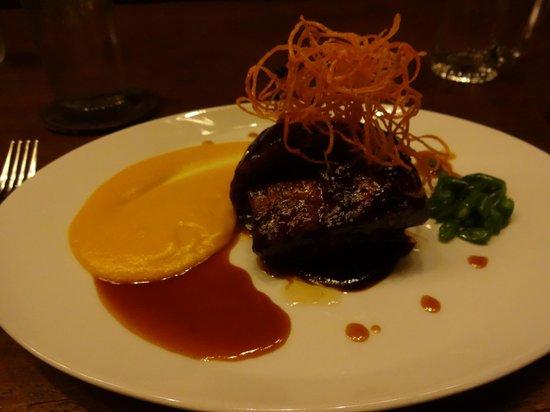 Carmen Restaurant Cartagena: cerdo