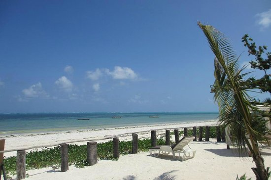 Sahari Zanzibar : spiaggia