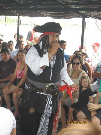 Captain Hook Barco Pirata Pirate Ship: CAPTAIN HOOK
