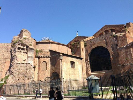 Basilica di Santa Maria degli Angeli e dei Martiri: Exterior of the Church