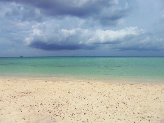 Playa Palancar: Beautiful water!