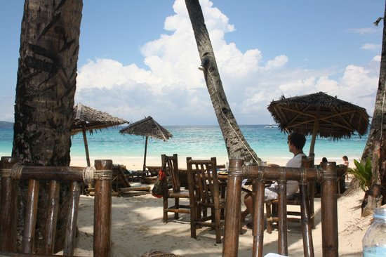 Blue Mango Inn : direct aan het strand