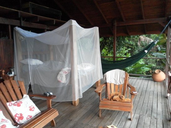 Lookout Inn Lodge : monkey house