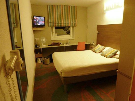 Ibis Hotel London Family Room