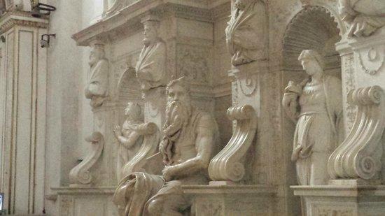 Saint-Pierre-aux-Liens (San Pietro in Vincoli) : San Pietro in Vincoli, Rome
