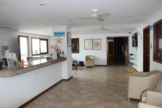 Maristella Hotel Pousada: Recepção