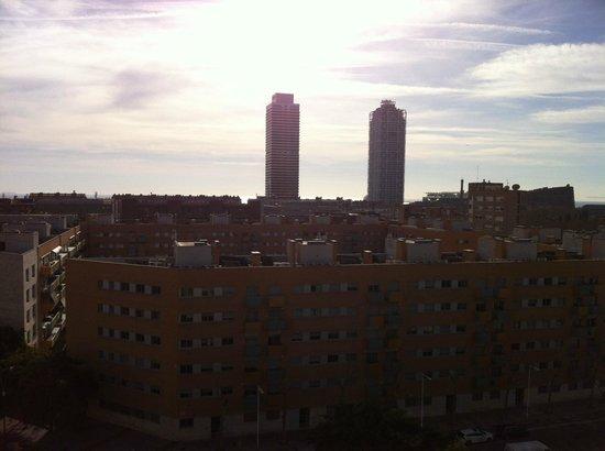 H10 Marina Barcelona Hotel: View