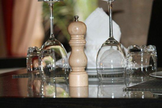 Riad Dar L'Oussia : Table dressée