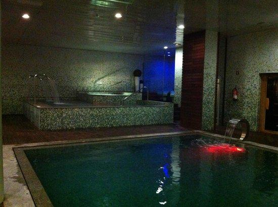 H10 Marina Barcelona Hotel: Spa