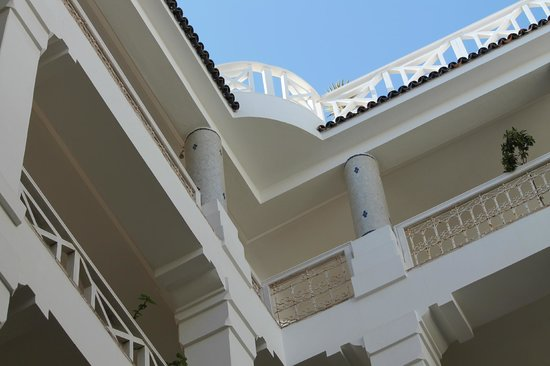 Riad Dar L'Oussia: blue Corner