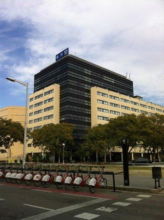 H10 Marina Barcelona Hotel: The Hotel