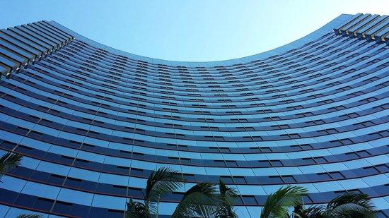Marriott Marquis San Diego Marina: View of hotel
