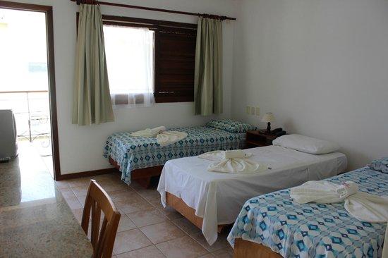 Maristella Hotel Pousada: Suite