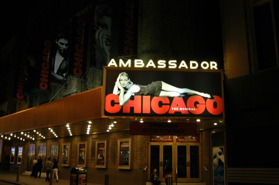 """Chicago the Musical: Театр """"Амбассадор"""""""