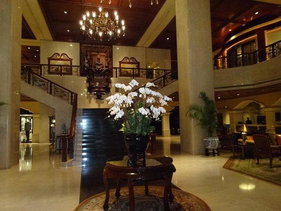 Grand Lapa Macau : ロビー