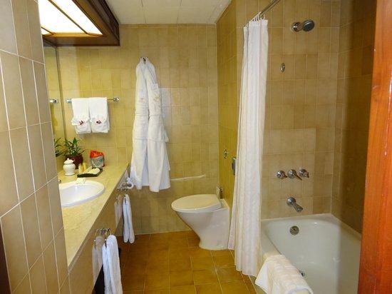 Grand Lapa Macau : バスルーム