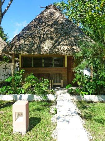 Hotel Tikal Inn: Private bungalo