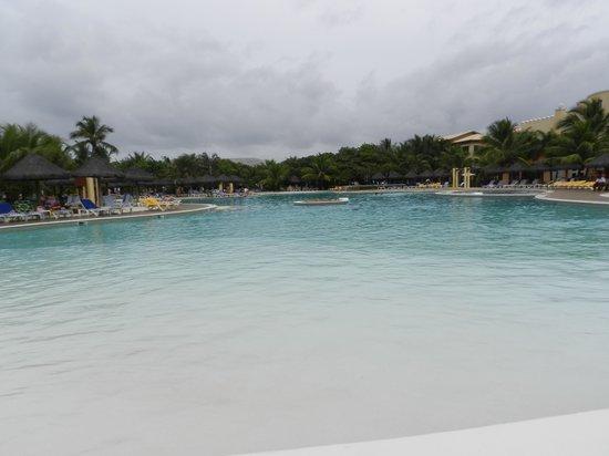 Iberostar Bahia : piscina tranquila - ótima opção