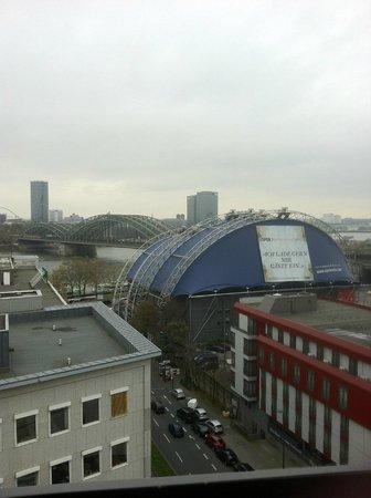 Wyndham Köln: View from room
