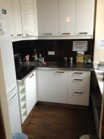 Chmielna Guest House: cucina