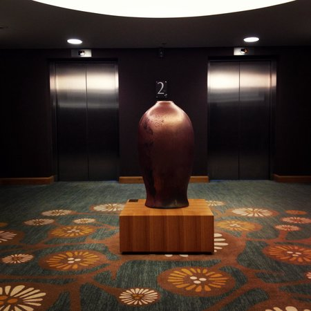 Sopot Marriott Resort & Spa: Лифты на этаже..!