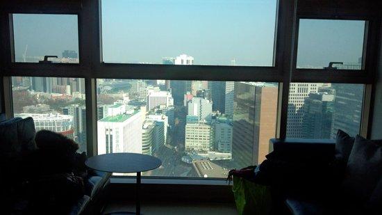 The Seoul : 景色最高!