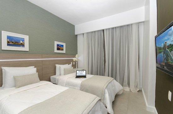 Hotel Adrianopolis: Apartamento Luxo Camas Twin
