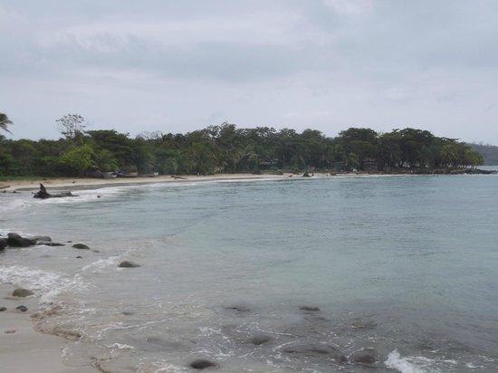 La Princesa de la Isla: view