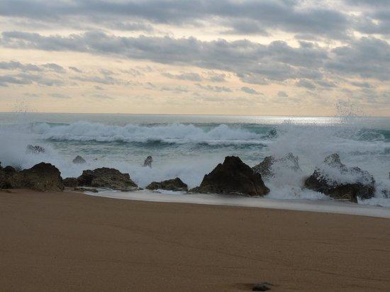 Timon de Roche: Playa  cabo de Roche